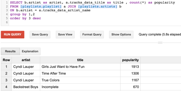 Big Data Spreadsheet Intended For Bigquery Integrates With Google Drive  Google Cloud Blog