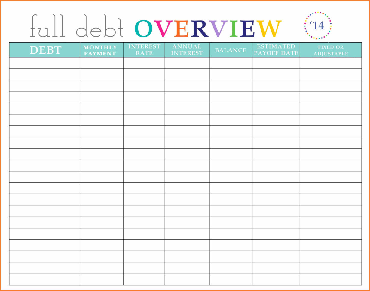 Bill Organizer Spreadsheet Throughout Monthly Bill Organizer Template Excel As Well As Bill Paying