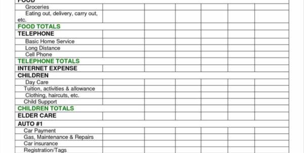 Bill Spreadsheet Example With Regard To Excel Reports Examples And Monthly Example Bud Spreadsheet Bill