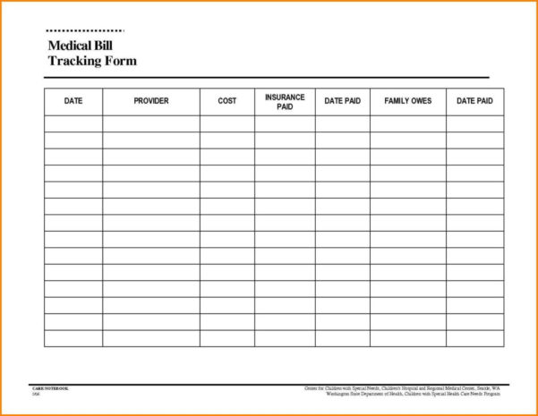 Bill Spreadsheet With Regard To Free Bill Tracking Spreadsheet  Resourcesaver