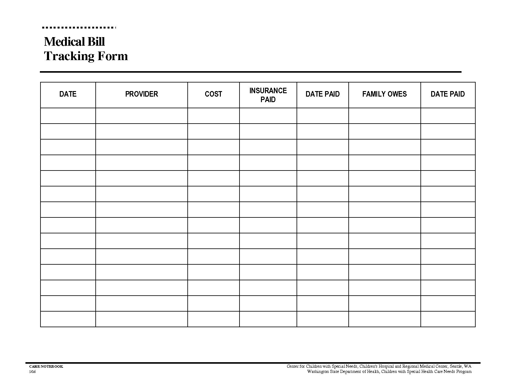 Bill Tracker Spreadsheet In Monthly Bills Template Spreadsheet Sample Worksheets Bill Free Excel