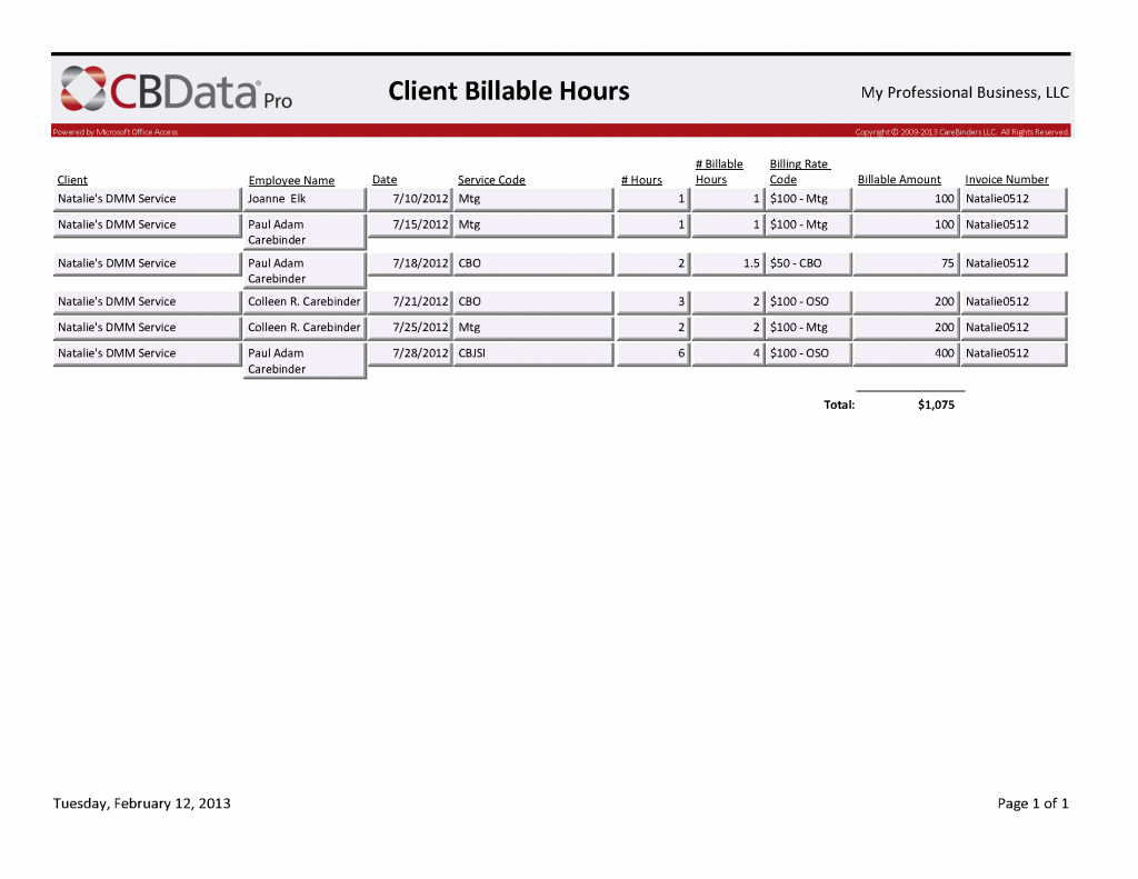 Billable Hours Spreadsheet Pertaining To Consultant Billable Hours Spreadsheet Free Template Consulting