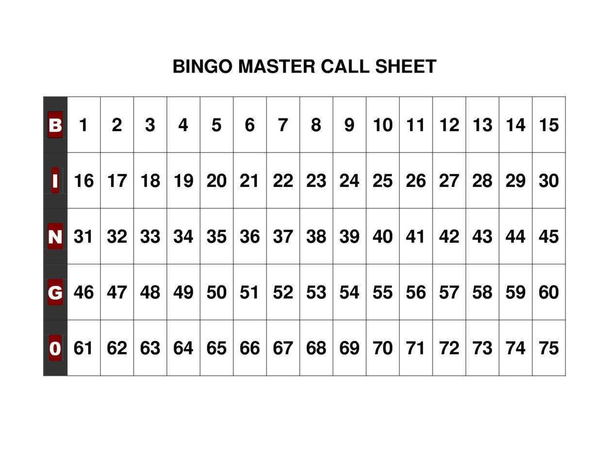 Bingo Spreadsheet Regarding Bingo Spreadsheet – Spreadsheet Collections