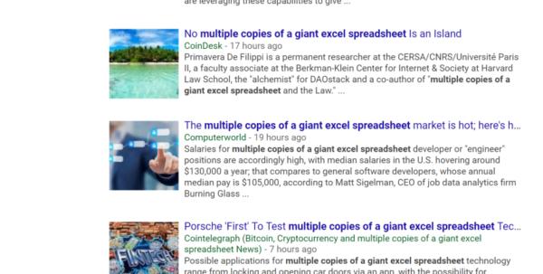 Bitcoin Excel Spreadsheet Pertaining To Blockchain Technology Talk Is Largely Nonsense  Bitcoin News