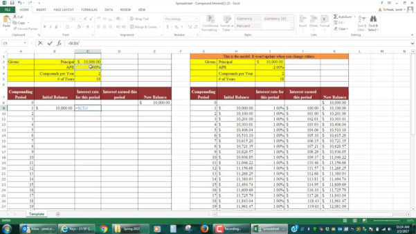 Bitconnect Excel Spreadsheet Pertaining To Compound Interest Spreadsheet Best Of Image Bitconnect Excel