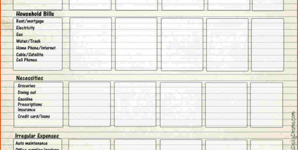 Blank Budget Spreadsheet Pertaining To Printable Weekly Budget Planner  Homebiz4U2Profit Blank Budget Spreadsheet Google Spreadsheet