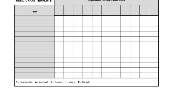 Blank Spreadsheet For Teachers Throughout Blank Chart Template For Teachers  Chart And Printable World