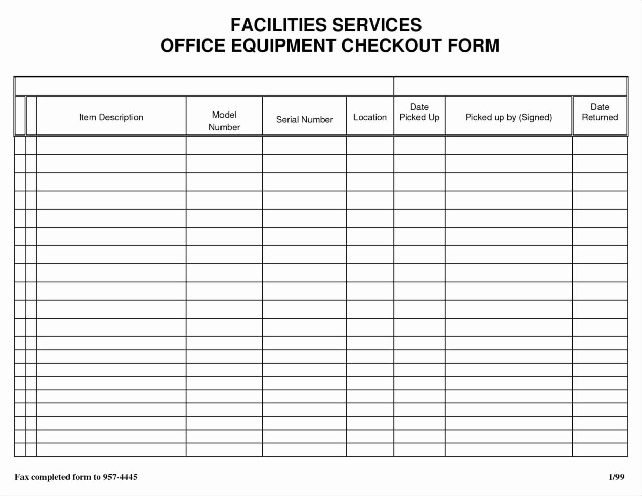 Blank Spreadsheet Form Inside Blank Spreadsheet Form  Austinroofing