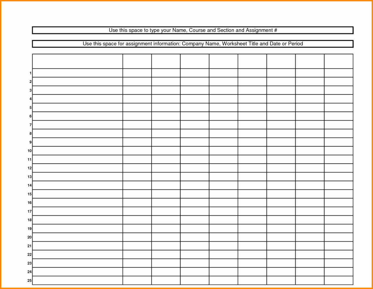 Blank Spreadsheet Pdf For Inventory Form Templates Blank Spreadsheet Beautiful Best Pics