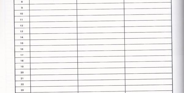 Blank Spreadsheet Pdf Throughout Blank Spread Sheet Create Google Spreadsheet Pdf For Teachers Domino
