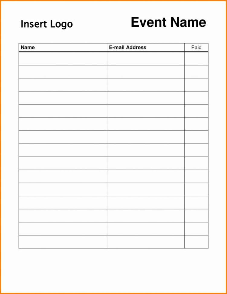 Blank Spreadsheet Printable Inside Blank Spreadsheet To Print Free Roster Template For Teachers