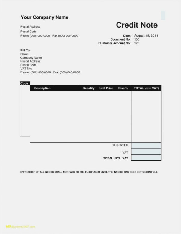 Blank Spreadsheet Template Pdf Within Blank Invoices Template Receipt Pdf Invoice Microsoft Word Free