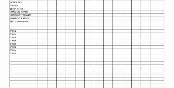 Blank Spreadsheet With Gridlines In Blank Spread Sheet Large Size Of Spreadsheets Printable Best Excel