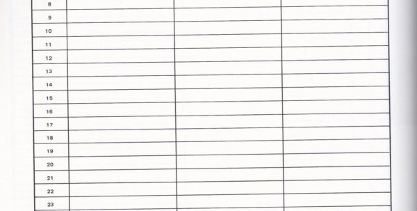 Blank Spreadsheet With Gridlines Pertaining To Blank Spreadsheet Printable Collections ~ Epaperzone