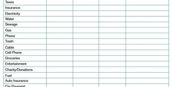 blank spreadsheet with gridlines print blank spreadsheet with gridlines