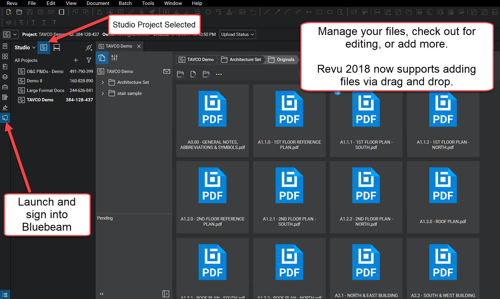 Bluebeam Spreadsheet Inside Definitive Guide To Bluebeam Revu Pdf Software