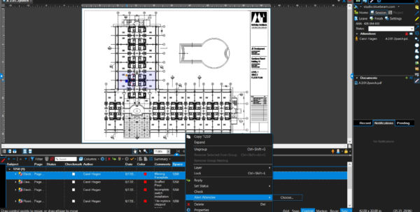 Bluebeam Spreadsheet Throughout Bluebeam Studio: The Most Powerful, Overlooked Feature In Revu
