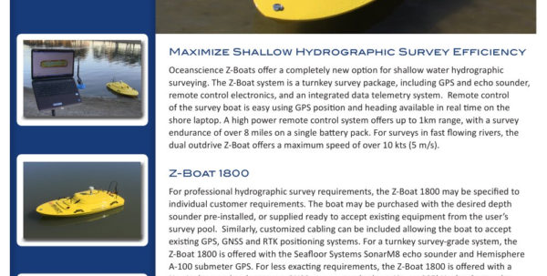 Boat Costs Spreadsheet Intended For Zboat 1800 Spec Sheet 1  The Oceanscience Group  Pdf Catalogs Boat Costs Spreadsheet Google Spreadsheet