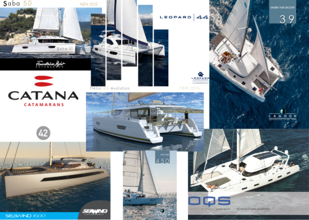 Boat Costs Spreadsheet With Regard To 14 Things To Remember When Buying A Catamaran  Sail Magazine
