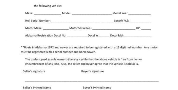 Boat Inventory Spreadsheet Inside Bill Of Sale Template Alabama Auto Boat Automobile Spreadsheet