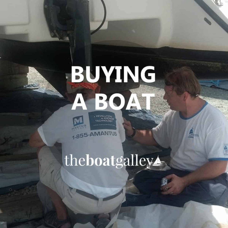 Boat Provisioning Spreadsheet Pertaining To Buying A Boat  The Boat Galley