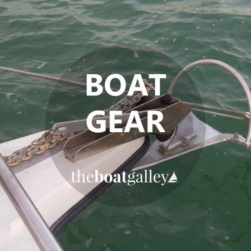 Boat Provisioning Spreadsheet Regarding Boat Gear  The Boat Galley