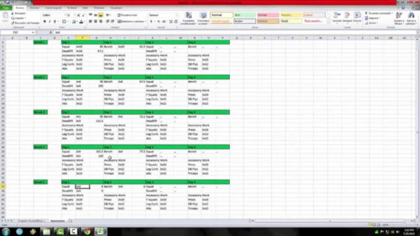 Bodybuilding Excel Spreadsheet In Maxresdefault Excelg Spreadsheet Program