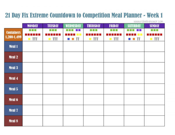Bodybuilding Meal Plan Excel Spreadsheet With Regard To 010 Template Ideas Weekly Meal Planner Excel Lovely Day Fix Plan