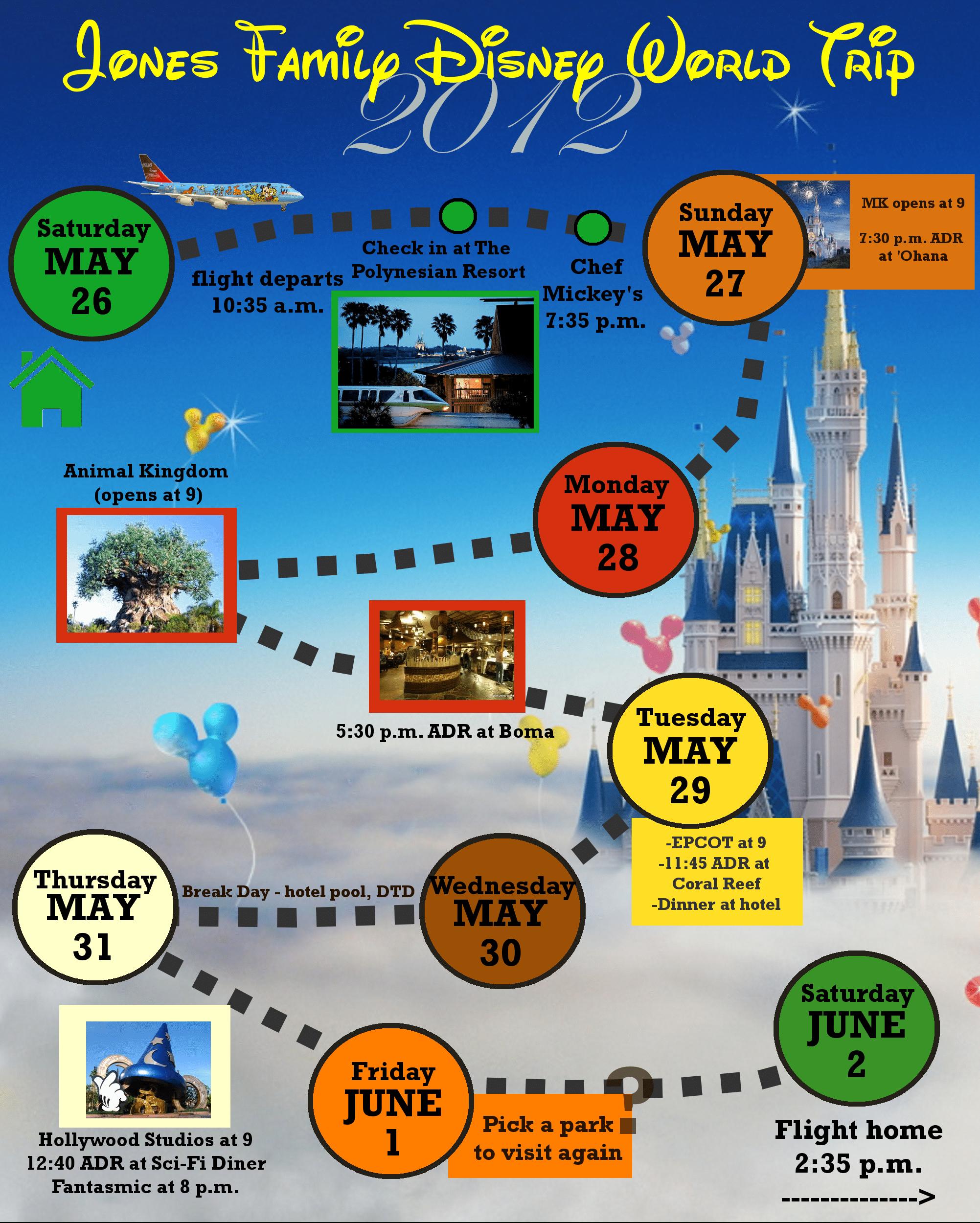 Boma 2017 Excel Spreadsheet In Disney Planning Spreadsheet 2017  Homebiz4U2Profit