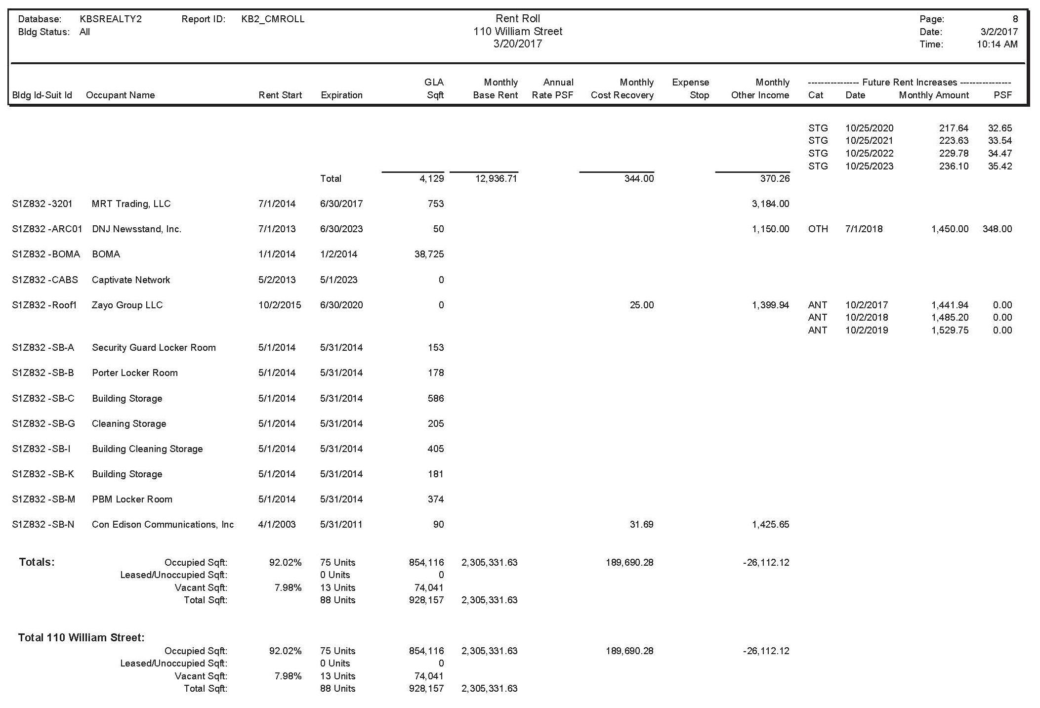 Boma 2017 Excel Spreadsheet With Regard To Exhibit