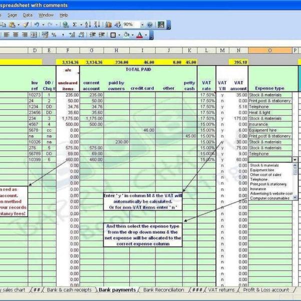 Bookkeeping Spreadsheet Example With Regard To Accounting Bookkeeping Spreadsheets Templates Demo Regarding