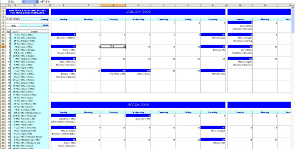 Bootstrap Spreadsheet Pertaining To Printable Weekly And Biweekly Schedule Templates For Excel Calendar