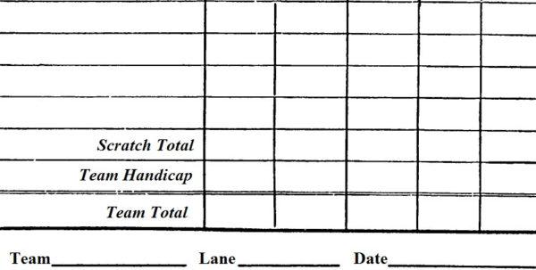 bowling stats spreadsheet bowling average spreadsheet
