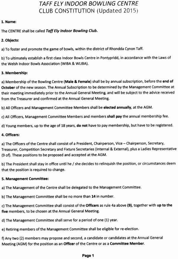 Bowling Treasurer Spreadsheet Intended For Bowling Leagueecretarypreadsheet Inspirational Constitution Amp