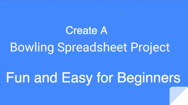 Bowling Treasurer Spreadsheet With Bowling League Secretary Spreadsheet Inspirational Project For