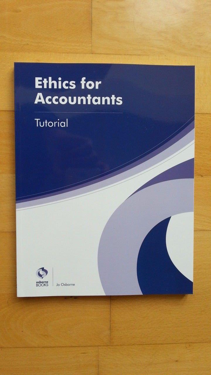 Bpp Aat Spreadsheets Regarding Ethics For Accountants Tutorialjo Osborne Paperback, 2016  Ebay