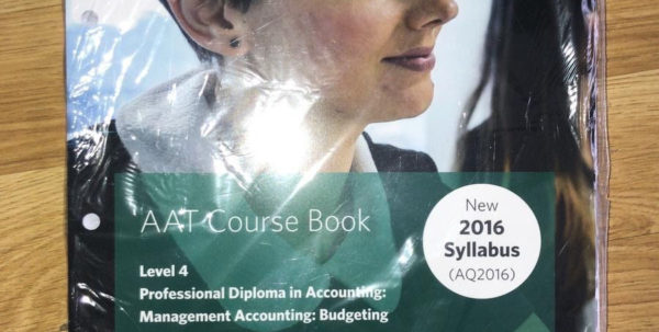 Bpp Aat Spreadsheets With Regard To Aat  Management Accounting Costing: Coursebookbpp Learning