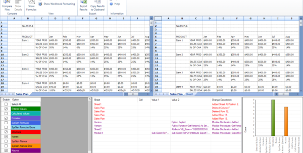 Bre 365 Spreadsheet Within 5 Tools To Compare Excel Files