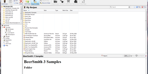 Brewing Spreadsheets And Software Programs Throughout Beersmith 3 Features  Learn More About Beersmith  Beersmith™ Home