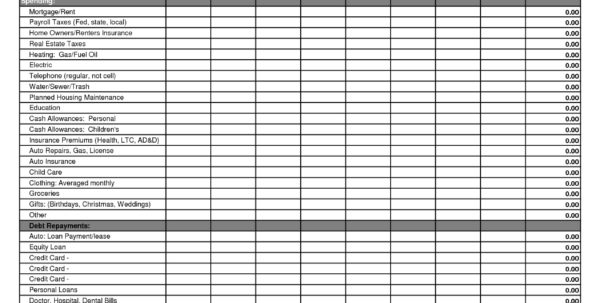 Budget And Cash Flow Spreadsheet Intended For Family Cash Flow Spreadsheet  Aljererlotgd