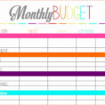Budget Excel Spreadsheet Dave Ramsey Pertaining To Dave Ramsey Budget Form Excel Spreadsheet Fresh Bud Lovely Free