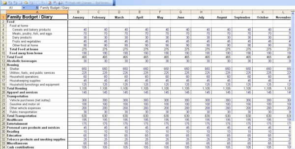 Budget Excel Spreadsheet Dave Ramsey Within Dave Ramsey Budget Sheet Excel Heartimpulsarco #43809652937 – Dave