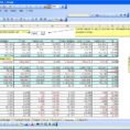 Budget Forecast Spreadsheet In Excel Budgeting  Financial Forecasting