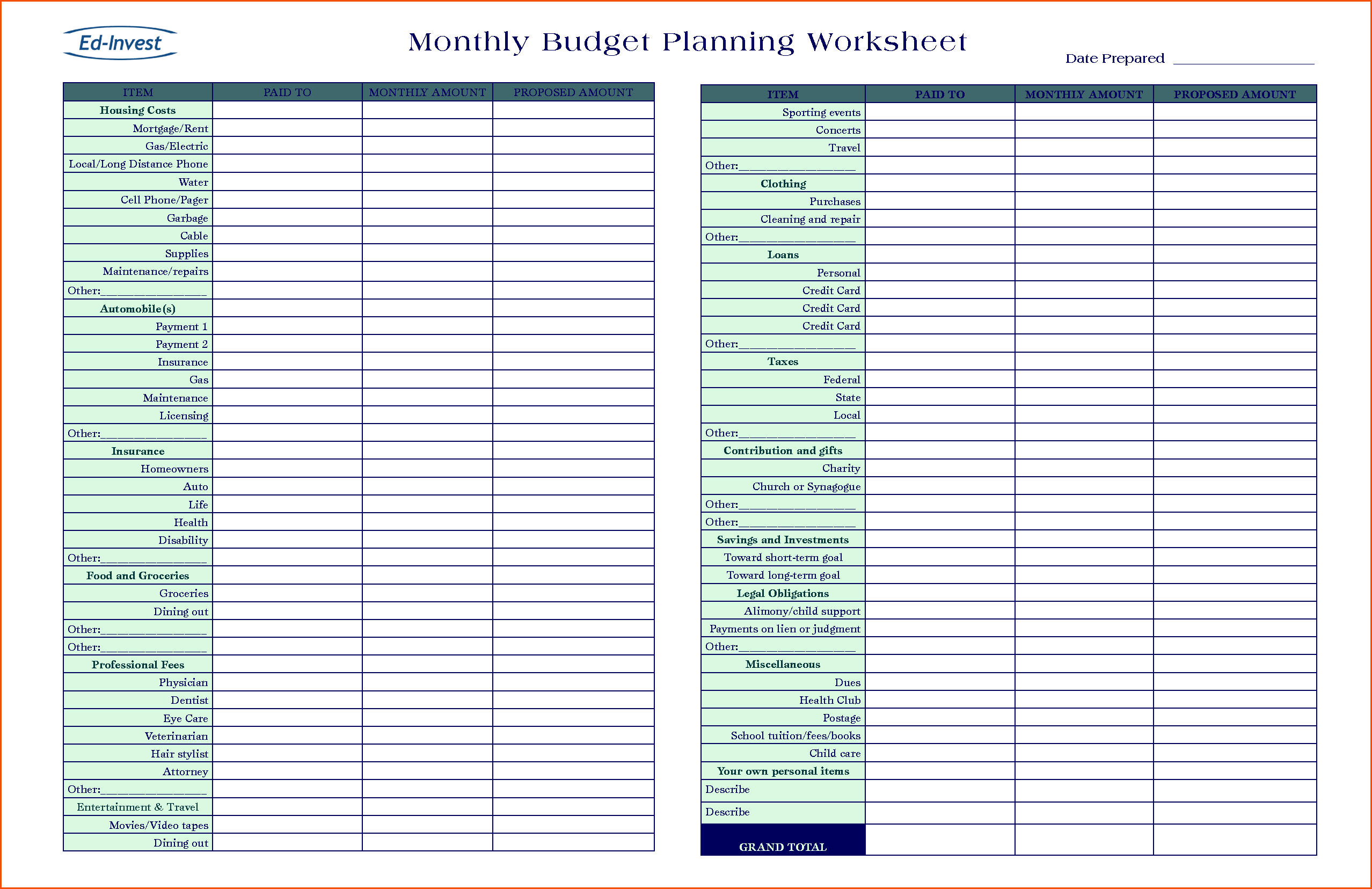 Budget Planner Uk Excel Spreadsheet With Regard To Budget Planning Spreadsheet Invoice Template Business Excel Sheet