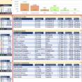 Budget Spreadsheet Excel Free Regarding Monthly Budget Spreadsheet Excel Free Personal Example Family
