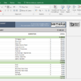 Budget Spreadsheet Excel Template Pertaining To Monthly Budget Worksheet  Free Budget Template In Excel