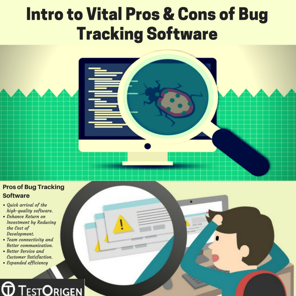 Bug Tracking Spreadsheet In Intro To Vital Pros  Cons Of Bug Tracking Software