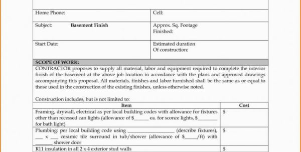 Building Cost Spreadsheet Template Throughout Cost Estimate Spreadsheet Template Building Construction For