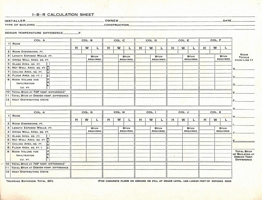 Building Heat Loss Calculation Spreadsheet Intended For Api Calculation Spreadsheet Well Known Heat Load Formula Xw37 Hvac