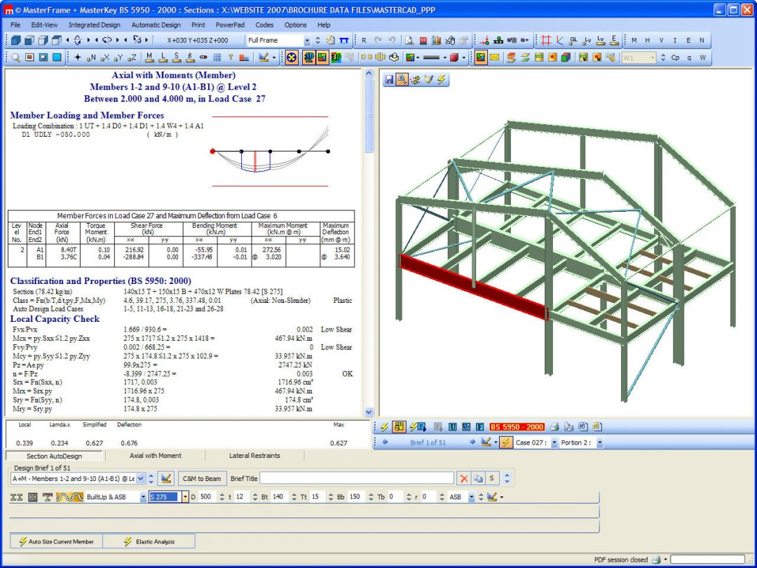 Building Structural Design Spreadsheets Free Download Throughout Cold Formed Steel Design Spreadsheet Light Gage Framing Software